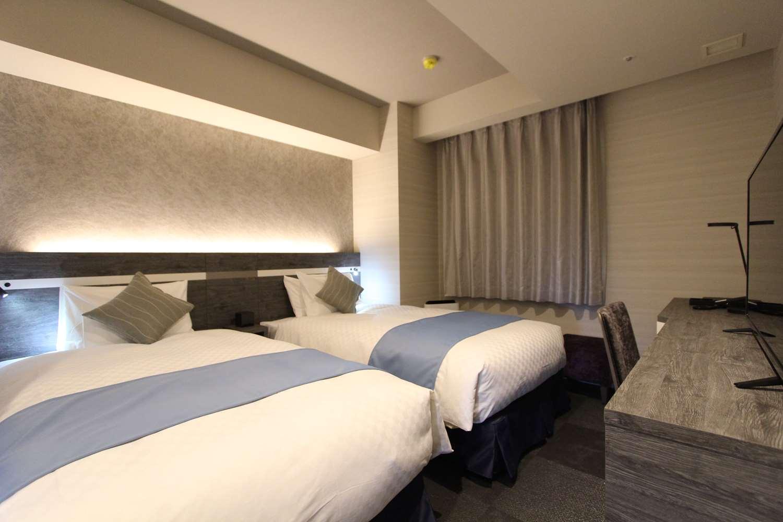 東京赤坂最佳西方 Fino 酒店 雙床房
