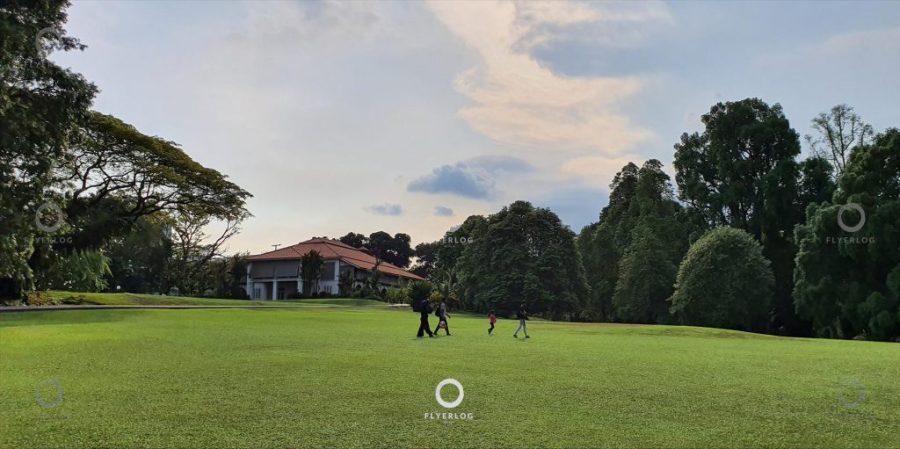 新加坡總統府 (The Istana) - 斯里淡馬錫 (Sri Temasek)