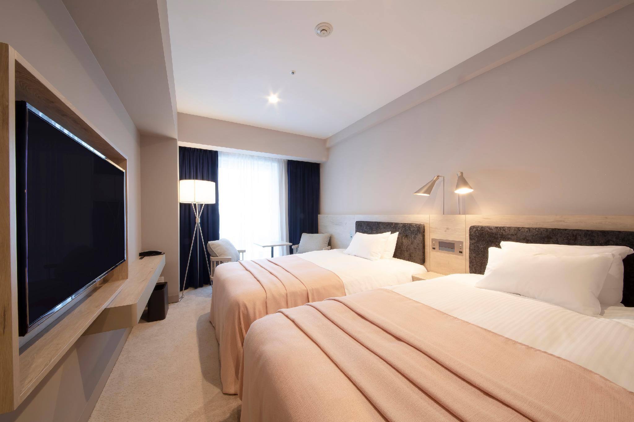 名古屋京阪酒店 雙床房