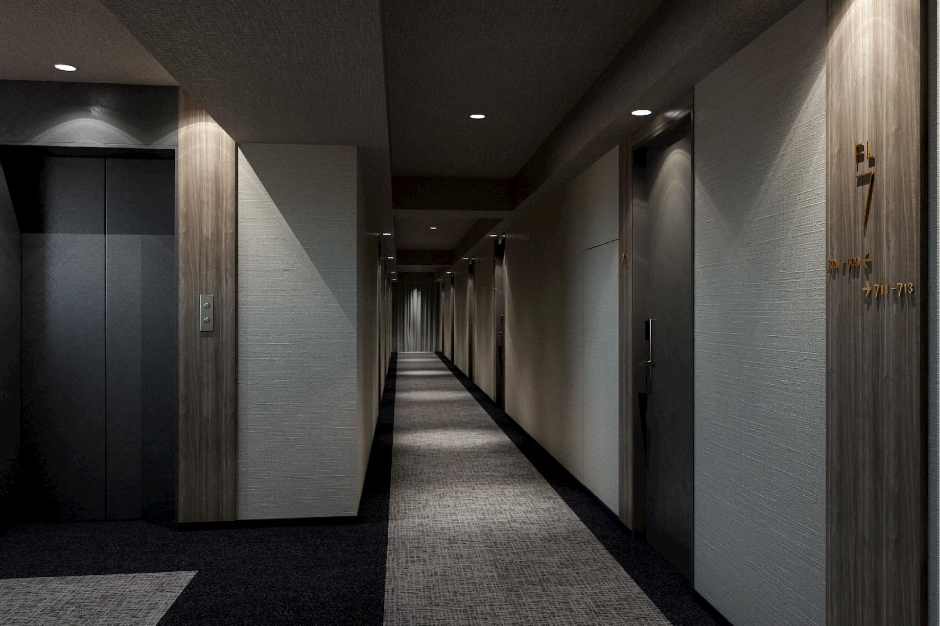 名鐵 Inn 新大阪站東口 公共空間
