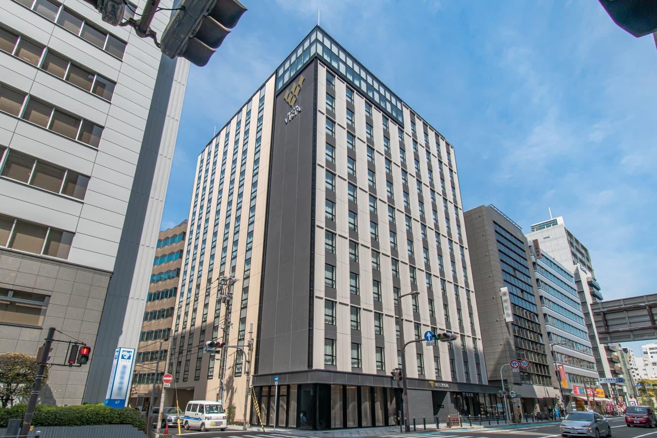大阪本町威斯特高貴酒店