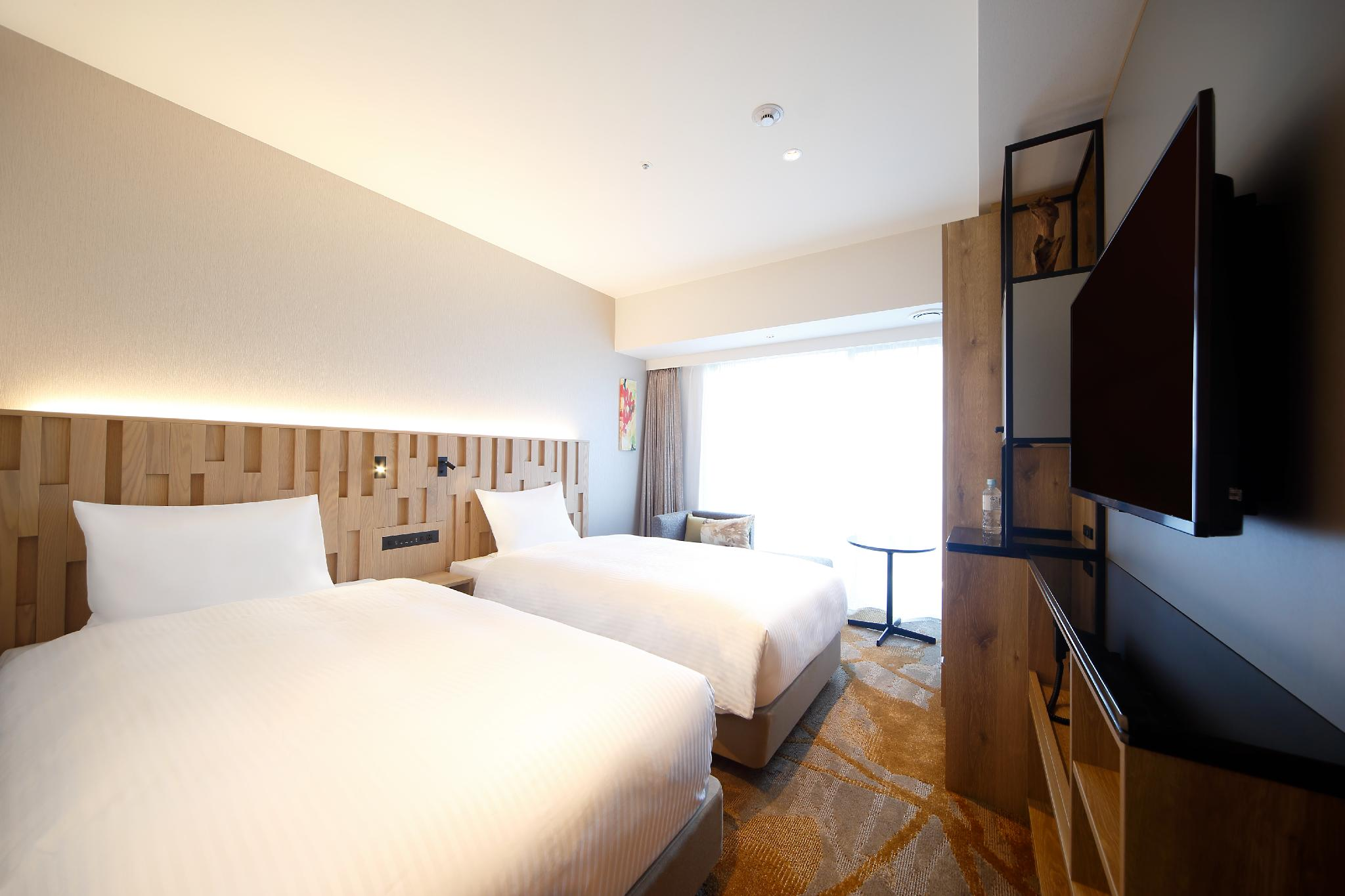 大阪本町都城市酒店 雙床房