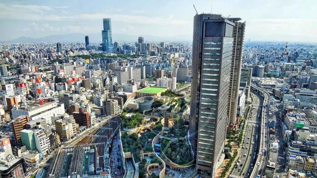 日本 大阪 Osaka, Japan