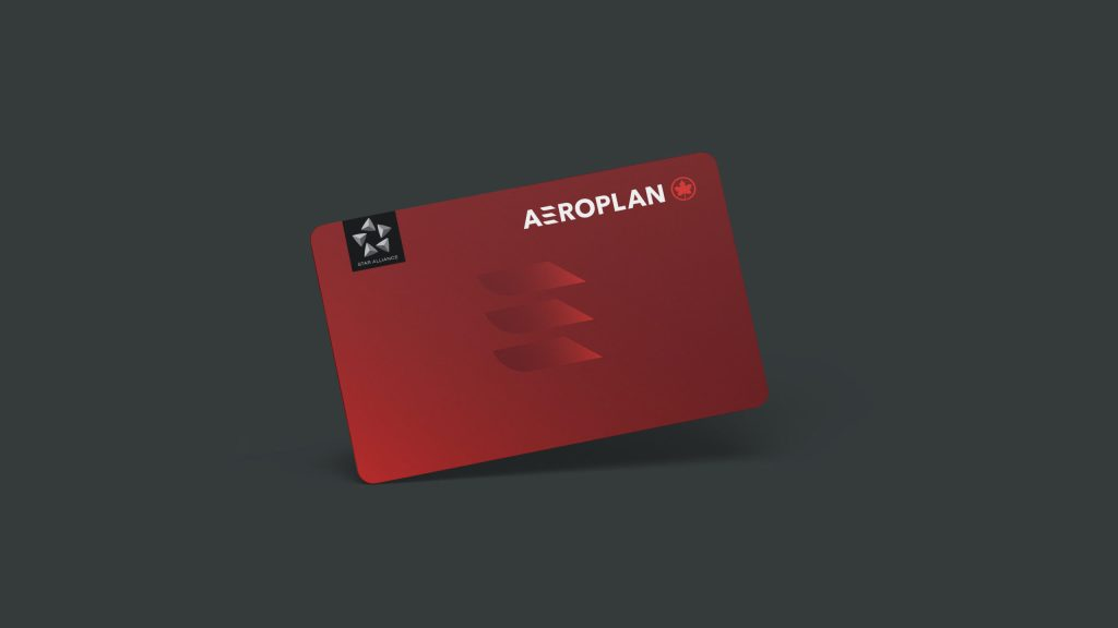 加拿大航空新版 Aeroplan