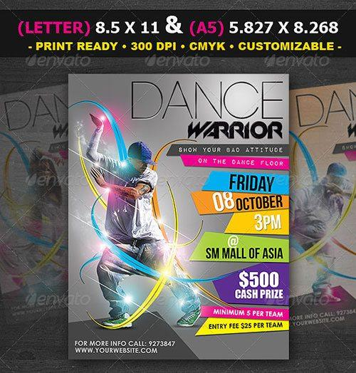 Competition Flyer Template competition flyer template chreagle – Competition Flyer Template