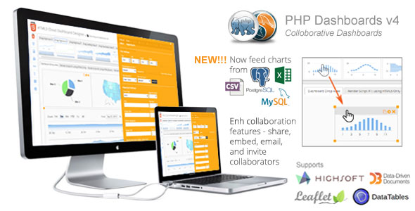 PHP Dashboards v4.7 (Collaborative Social Dashboards – 100% offer code included) – PHP Script Download