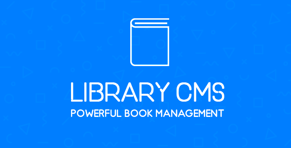 Library CMS – Mighty E-book Management System – PHP Script Download
