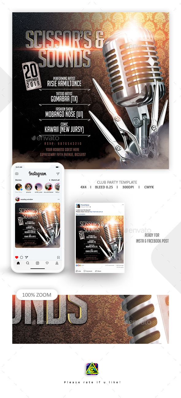 Flyers PSD – Membership Uncover together Flyer – Download