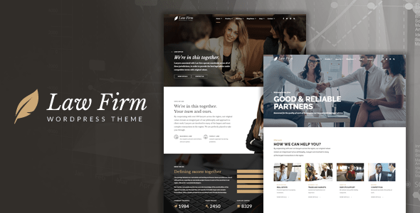 Law Agency – Criminal professional & Neatly tremendous – WP Theme Download