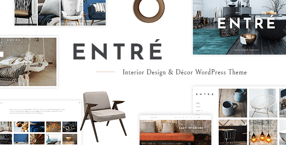 Entré – An Desirable Interior Obtain and Décor WordPress Theme – WP Theme Download