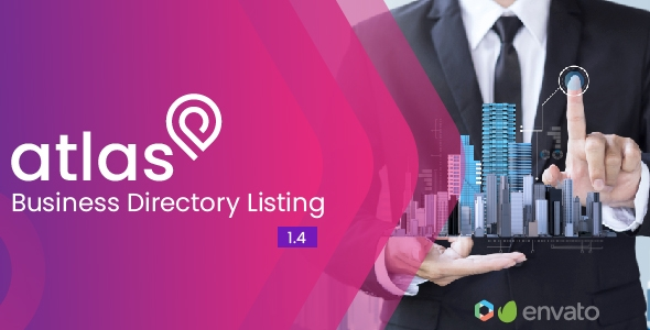 Atlas Trade Directory Record – PHP Script Download