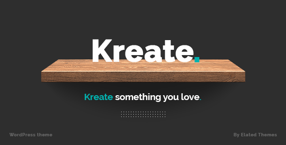 Kreate – Accepted Ingenious Agency Theme – WP Theme Download