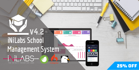 Inilabs College Inform : College Administration Machine – PHP Script Download