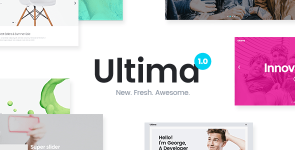Ultima – Digital Advertising and marketing Company Theme – WP Theme Download