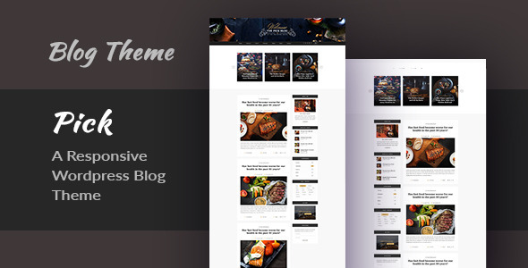 Steal – A Responsive WordPress Blog Theme – WP Theme Download