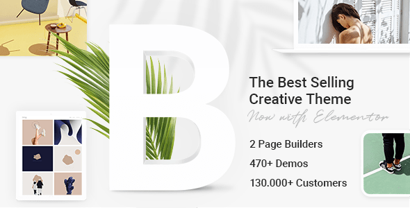 Bridge – Inventive Multipurpose WordPress Theme