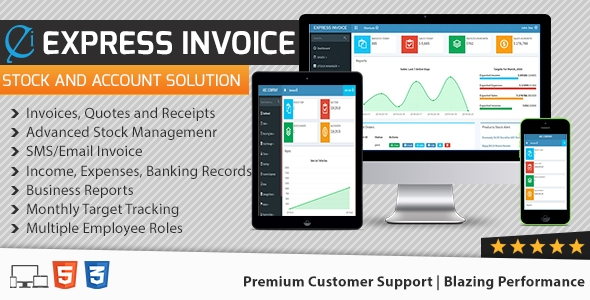 Divulge Invoice – The Whole Billing Machine – PHP Script Download