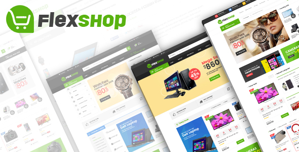 VG Flexshop – Multipurpose Responsive WooCommerce Theme – WP Theme Download