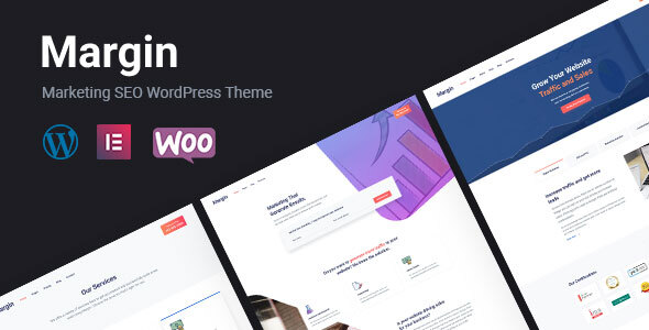 Margin | Elementor Advertising & net net page positioning WordPress Theme  – WP Theme Download