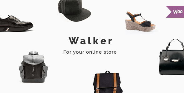 Walker – WooCommerce Theme – WP Theme Download