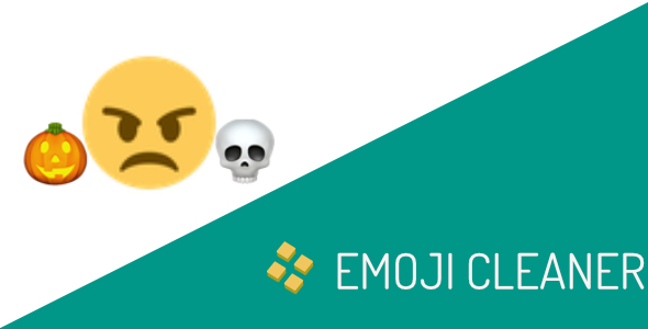 Emoji Cleaner Sport Template for Android Studio and Eclipse – PHP Script Download