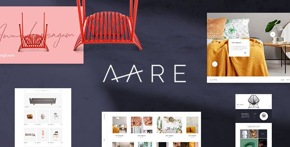 Aare – Furnishings Store WordPress Theme – WP Theme Download