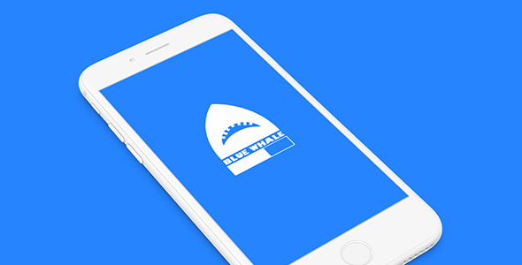 BLUE WHALE WITH ADMOB – IOS XCODE FILE – PHP Script Download