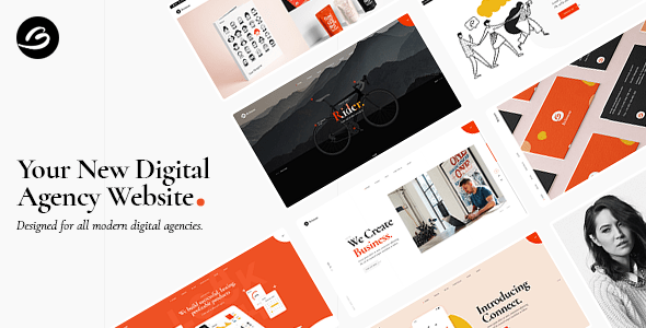 Borgholm – Advertising and marketing Company Theme  – WP Theme Download