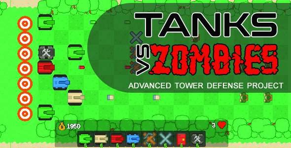 Tanks Vs Zombies Kindly Starter Equipment – iOS  – PHP Script Download