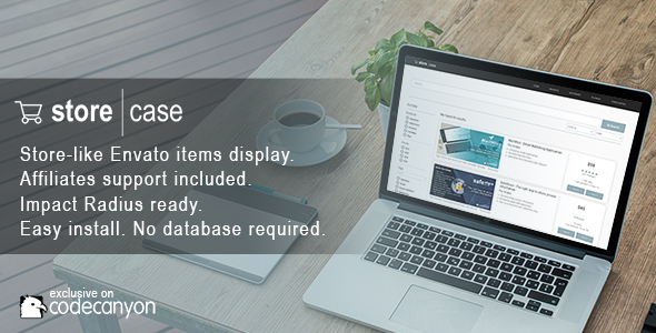 Storecase – Showcase Your Envato Gadgets In A Retailer-enjoy Web Utility  – PHP Script Download