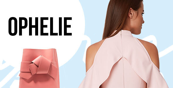 ophelie woocommerce theme for vogue shops shops and manufacturers download