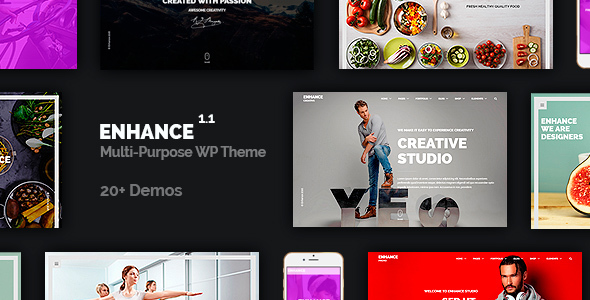 Toughen – Multi-Motive Onepage Multipage Theme – WP Theme Download