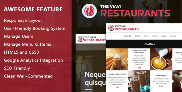 The Viavi Restaurant Machine – Download