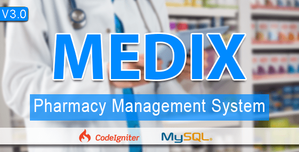 Medix – The Pharmacy POS & Management System – Download