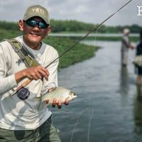 Fly fishing In Malaysia for Silver Barb