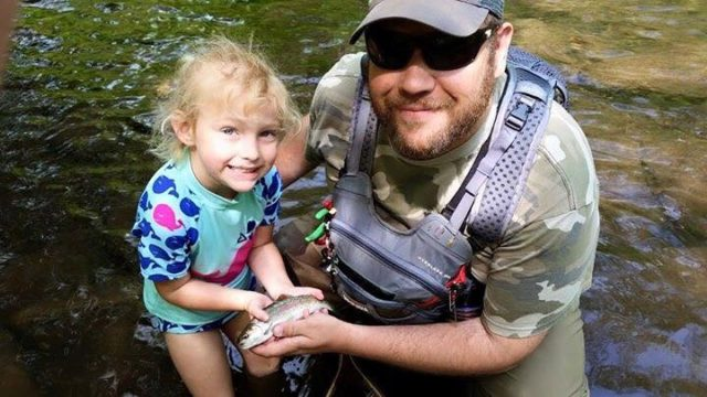 Josh Deck, Fly Fishing the Smokies Guide