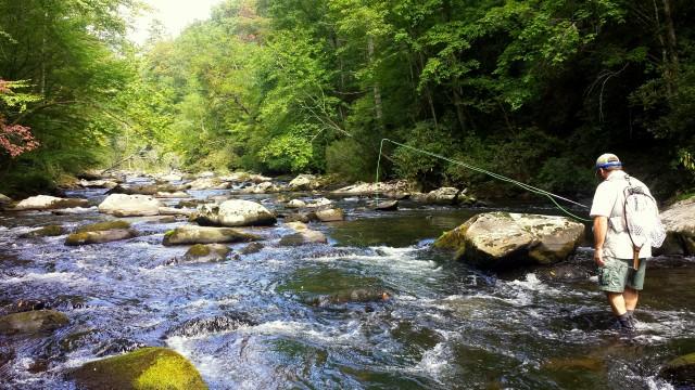 Hazel Creek Camping, Fly Fishing Hazel Creek, Hazel Creek Fly Fishing Great Smoky Mountains National Park, Fly Fishing the Smokies