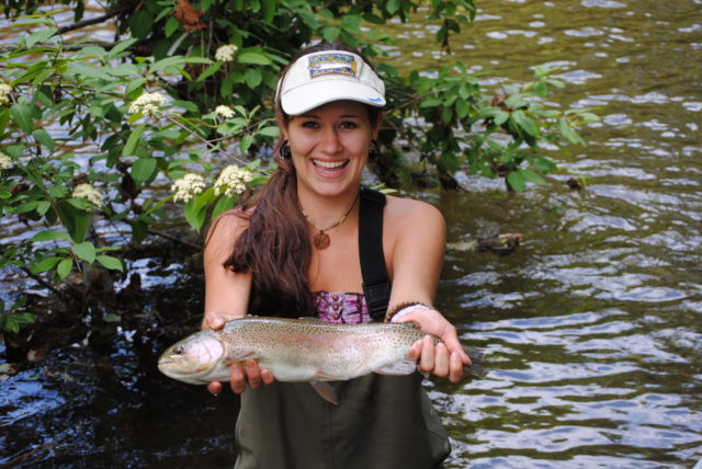 Spring Break Specials Fly Fishing Guides and Trips Gatlinburg Cherokee Pigeon Forge Bryson Cooty Highlands Cashiers Maggie Valley Waynesville