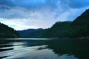 Fontana Lake, June Fly Fishing, Fly Fishing the Smokies, Bryson City,
