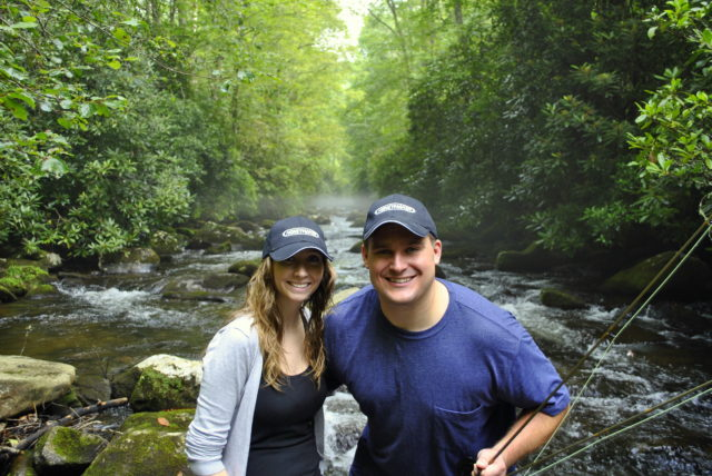 Great Smoky Mountains Fishing Report 9/26/16, Fly Fishing the Smokies