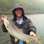 Tuckasegee River, Brown Trout, Fly Fishing, Fly Fishing the Smokies