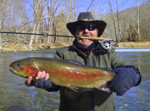 Western North Carolina Fly Fishing Trail, Cherokee, Fly Fishing, Fly Fishing the Smokies, Trophy Trout Special, Trophy Trout, Trophy Rainbow Trout