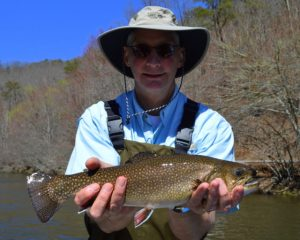 Tuckasegee River Fly Fishing Guides, Tuckasegee River Float Trips