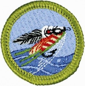 Fly Fishing Merit Badge, Fly Fishing the Smokies, Guided Fly Fishing, Fly Fishing,  gatlinburg, Pigeon Forge, Sevierville, Bryson City, Cherokee, Get your Fly Fishing Merit Badge, Fly Fishing Merit Badge Class