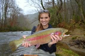 Fly Fishing Guides in Cherokee