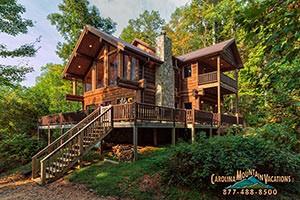 Carolina Mountain Vacations, Fly Fishing the Smokies, Bryson City North Carolina Fly Fishing Guides,