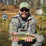 Gatlinburg Fly Fishing Guides and Trips Pigeon Forge Sevierville, Oconaluftee River wild Brown