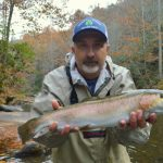 November Fly Fishing Smoky Mountains, Cherokee Fly Fishing Trout, Fly Fishign Guides in Cherokee, Fly Fishing the Smokies