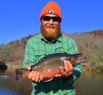 Tuckasegee River Brook Trout