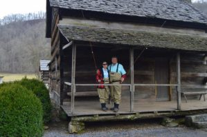 Great Smoky Mountains Fishing Report January 17th